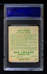 1933 Goudey #176   John Ogden Back Thumbnail
