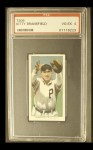 1909 T206 #48   Kitty Bransfield Front Thumbnail
