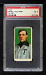 1909 T206 #214 TOL Harry Hinchman  Front Thumbnail