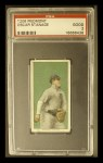 1909 T206 #460  Oscar Stanage  Front Thumbnail