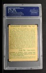 1935 Diamond Stars #45   Jo Jo White  Back Thumbnail