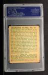 1935 Diamond Stars #47   Cliff Bolton  Back Thumbnail