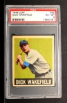 1949 Leaf #50  Dick Wakefield  Front Thumbnail