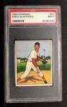 1950 Bowman #63   Ewell Blackwell Front Thumbnail