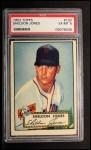 1952 Topps #130  Sheldon Jones  Front Thumbnail