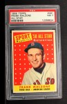 1958 Topps #481  All-Star  -  Frank Malzone Front Thumbnail