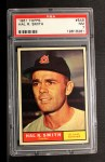 1961 Topps #549  Hal R. Smith  Front Thumbnail