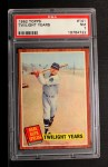 1962 Topps #141 A  -  Babe Ruth Twilight Years Front Thumbnail