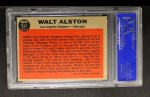 1962 Topps #217  Walt Alston  Back Thumbnail