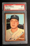 1962 Topps #280   Johnny Podres Front Thumbnail