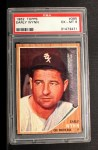 1962 Topps #385   Early Wynn Front Thumbnail