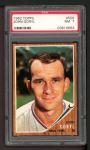 1962 Topps #558  John Goryl  Front Thumbnail
