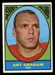 1967 Topps #12  Art Graham  Front Thumbnail