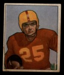 1950 Bowman #31  George Thomas  Front Thumbnail