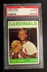 1964 Topps #103   Curt Flood Front Thumbnail