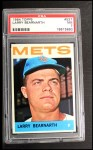 1964 Topps #527   Larry Bearnarth Front Thumbnail