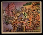 1938 Gum Inc. Horrors of War #78   River Gate is Death Trap for Chinese in Rout Front Thumbnail