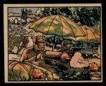 1938 Gum Inc. Horrors of War #97   Chinese Army Hides Beneath Umbrellas Front Thumbnail