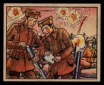 1938 Gum Inc. Horrors of War #160  Setting Off Propaganda Rockets in Spain  Front Thumbnail