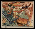 1938 Gum Inc. Horrors of War #5   Chinese Pursuers Shoot Down Jap Planes Front Thumbnail