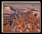 1938 Gum Inc. Horrors of War #68  Rebel Howitzers Attack in Snowstorm  Front Thumbnail