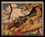 1938 Gum Inc. Horrors of War #82  US Airman Shot Down Flying for China  Front Thumbnail