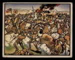 1938 Gum Inc. Horrors of War #126   Chinese Calvary Surrounds Garrison of Japs Front Thumbnail