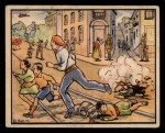 1938 Gum Inc. Horrors of War #134  Loyalist Air Raid at Majorca  Front Thumbnail