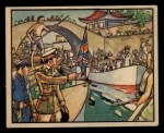 1938 Gum Inc. Horrors of War #73  British Commander Breaks Up Blockade  Front Thumbnail