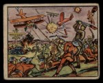 1938 Gum Inc. Horrors of War #2   Chinese Big Sword Corps Resists Jap Forces Front Thumbnail