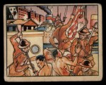 1938 Gum Inc. Horrors of War #37  Japanese Seize Vessel and Destroy U.S. Flag  Front Thumbnail