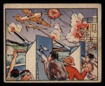 1938 Gum Inc. Horrors of War #40   Panay Machine Gunners Fight Back Front Thumbnail