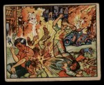 1938 Gum Inc. Horrors of War #22  Big Shells Kill Madrid Children at Play  Front Thumbnail