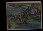 1938 Gum Inc. Horrors of War #212  Franco Pushes on Through Violent Rains  Front Thumbnail