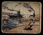 1938 Gum Inc. Horrors of War #180   Jap Airplane Carriers Launch Mass Attack Front Thumbnail