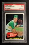1965 Topps #439   Moe Drabowsky Front Thumbnail