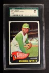1965 Topps #590   John Wyatt Front Thumbnail
