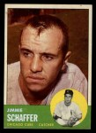 1963 Topps #81   Jim Schaffer Front Thumbnail