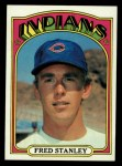 1972 Topps #59   Fred Stanley Front Thumbnail