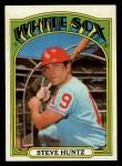 1972 Topps #73  Steve Huntz  Front Thumbnail