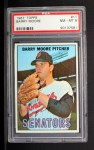 1967 Topps #11  Barry Moore  Front Thumbnail