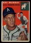 1954 Topps #49  Ray Murray  Front Thumbnail