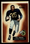 1955 Bowman #38  Paul Younger  Front Thumbnail