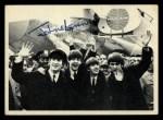 1964 Topps Beatles Black and White #75   John Lennon Front Thumbnail