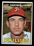 1967 Topps #53   Clay Dalrymple Front Thumbnail