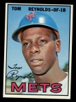 1967 Topps #487 COR Tommie Reynolds  Front Thumbnail