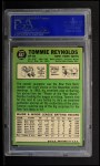 1967 Topps #487 COR  Tommie 'Tom' Reynolds Back Thumbnail