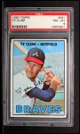 1967 #591  Ty Cline  Front Thumbnail
