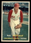 1957 Topps #93   Hal Jeffcoat Front Thumbnail