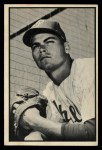 1953 Bowman Black and White #47   Jack Lohrke Front Thumbnail